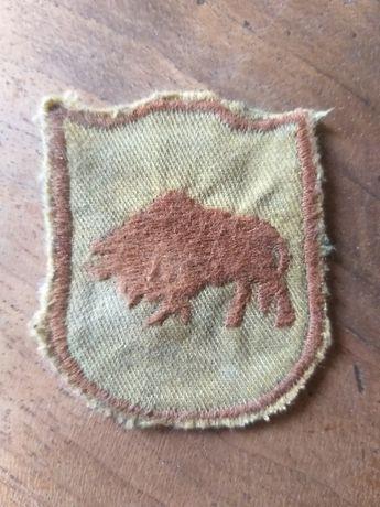 """II Wojna Światowa, II Korpus - naszywka 5 Dywizji Piechoty """"Kresowej"""""""