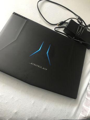 Laptop gameingowy ERAZER X6603 nvidia GeForce GTX 1050 ti i5-7300HQ