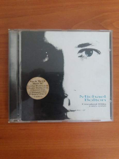 CD Michael Bolton Greatest Hits