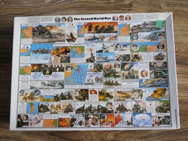 "Puzzle Mandolin Puzzles ""The Second World War"" 1000 elem."