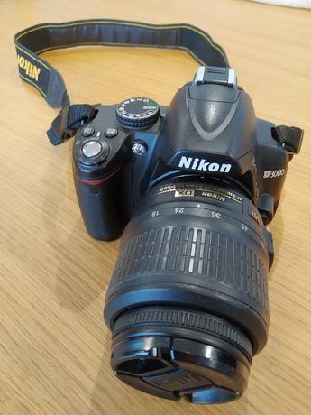 Lustrzanka Nikon D3000