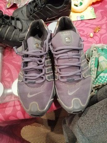 Ténis Nike shox 36
