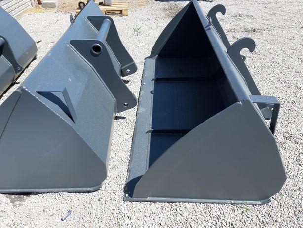 Łyżka szufla Manitou Jcb Merlo Bobcat 1,2 m3 ładowarka teleskopowa 2,2
