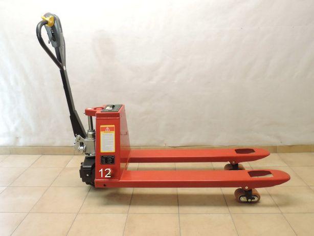 Nowy Paleciak elektryczny PPT18H wózek paletowy udźwig 1800kg nr12.