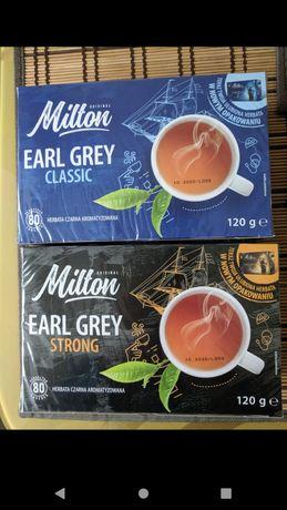 Чай Milton класичний та міцний 80 пакетиків . Польща