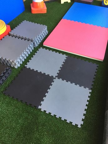 Tatami e PlacaFlex em PVC para Ginásios e zonas de desporto
