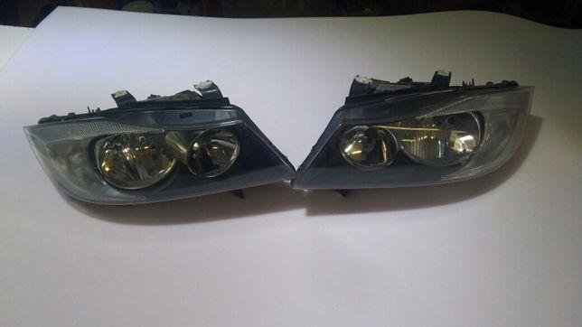 BMW E90 seria 3 lampa , reflektory