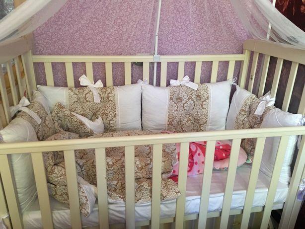 Детская кроватка Vere's