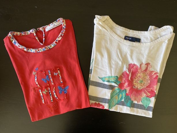 T-shirt Carolina Herrera e Gap