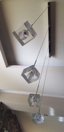 Lampy sufitowe i kinkiet, zestaw