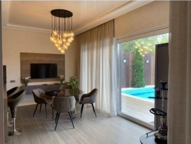 Без% Продам современный, одноэтажный дом возле леса! Белогородка - изображение 1