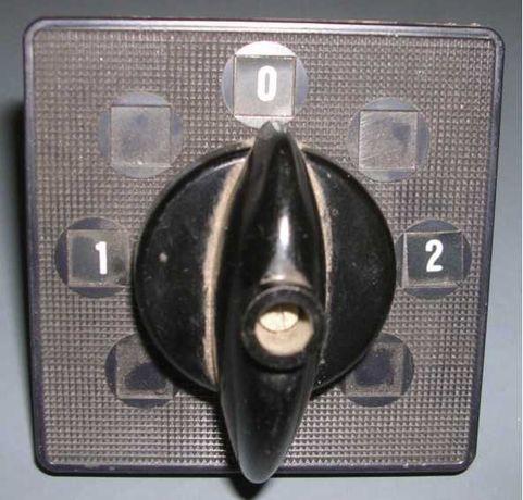 Wyłącznik, przełącznik tablicowy ŁK-15-1/