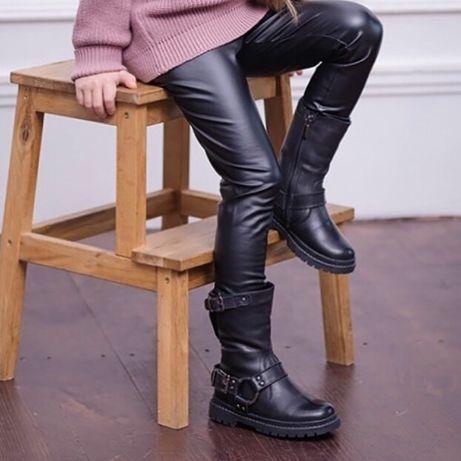 Ботинки, сапоги зимние кожаные Evie