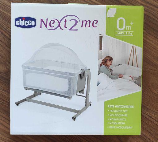 Rede mosquiteira Chicco para Next2Me