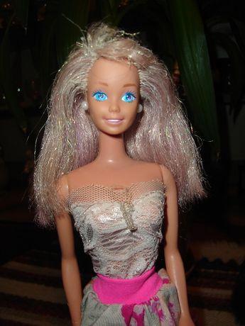 Lalka Barbie Syrenka .Lata 90te.
