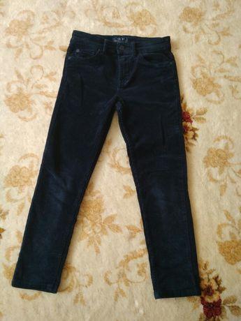 Вельветові брюки next на хлопчика, розмір 128