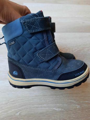 Зимние ботинки сапоги viking, 25 размер