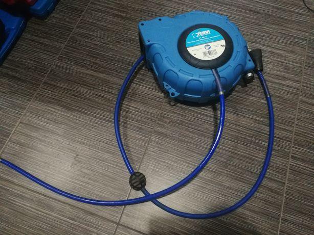 Enrolador automático de manguera para ar comprimido