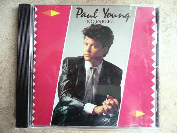 PAUL YOUNG NO PARZLEZ płyta kompaktowa cd