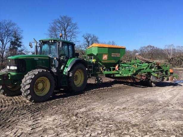Rozrzucanie obornika,wywozenie gnojowicy,siew kukurydzy,zboza,bezorkow