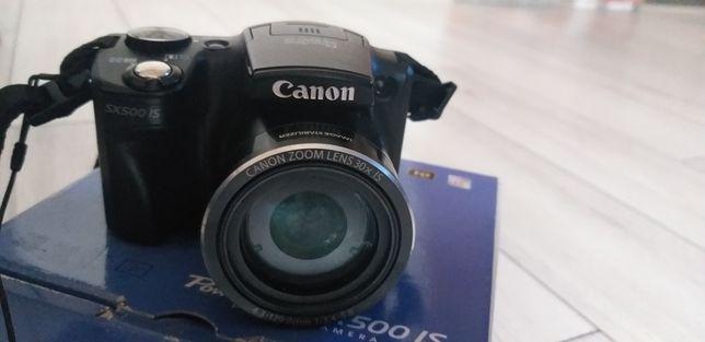 Aparat Canon sx500is jak nowy