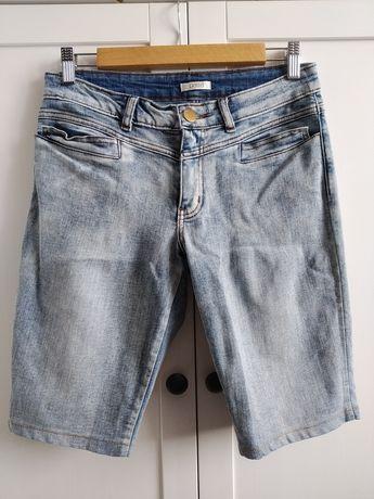 Shorty dżinsowe