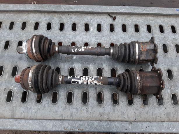Półosie Audi a4 b7 2.0 tdi AUTOMAT Lewa/Prawa 8E0,407,271BK /272BK