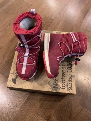 Детские зимние ботинки Viking Asak Gore Tex 25 Geox ecco reima