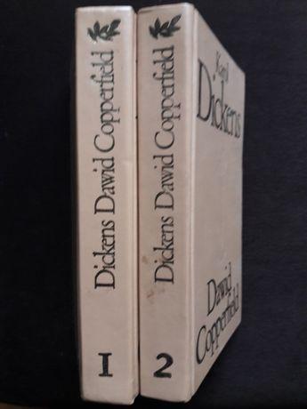 Dawid Copperfield, K. Dickens, 2 tomy