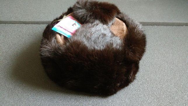 Мужская шапка меховая 58 размер