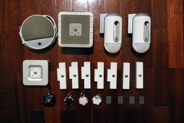 Componentes Alarme Securitas