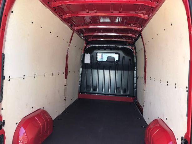 Zabudowa busa Master Movano L3H2 z montażem - CNC