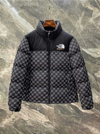 Куртка мужская зимняя The North Face теплая до - 25С   Пуховик мужской