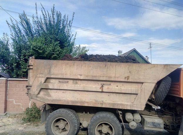 перегной коровий навоз гумус удобрение органическое