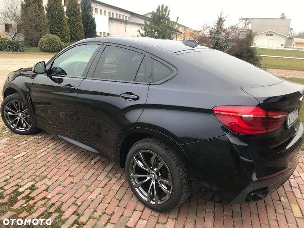 BMW X6 M M50D Bezwypadkowa Salon Pl. Pierwszy własciciel 99 tys. Przebieg