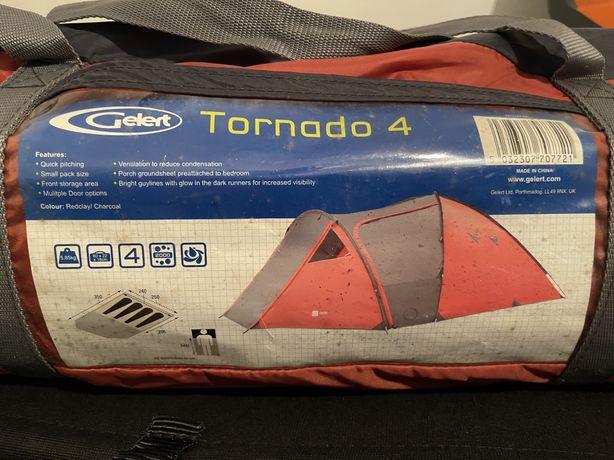 Tenda Gelert Tornado 4 Nova (nunca foi utilizada ou sequer aberta)