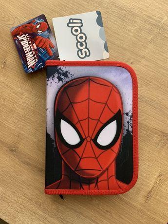 Шкільний пенал з наповненням / Школьный пенал с наполнением Spiderman