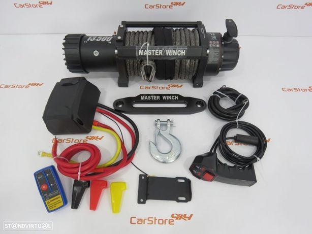 "Guincho Master 12V 6120"" kgs cabo plasma"