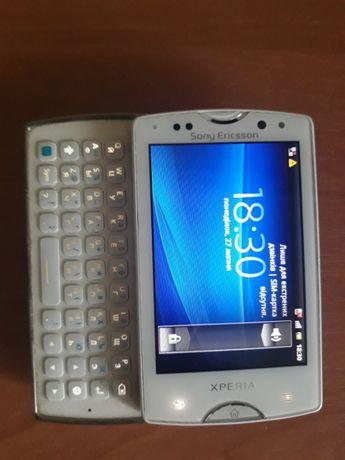 Мобільний телефон Sony Ericsson Mini Pro SK17i білий