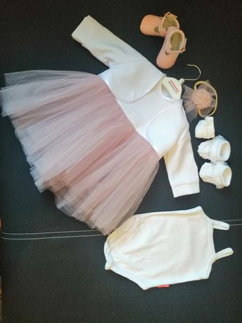 Sukienka na chrzciny