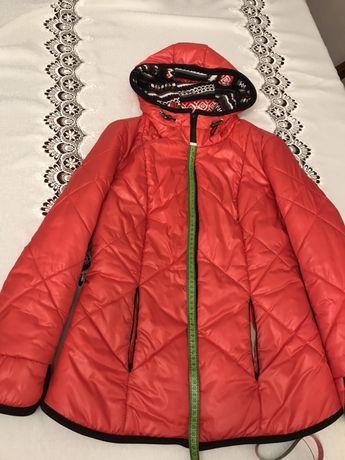 Куртка демисезонная, красивая куртка,короткая куртка, куртка весна.