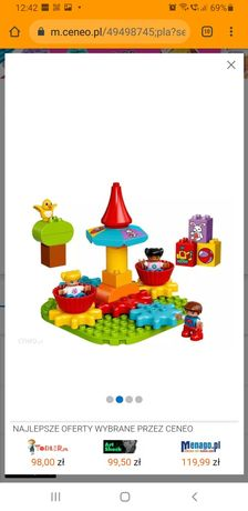 Lego Duplo karuzela