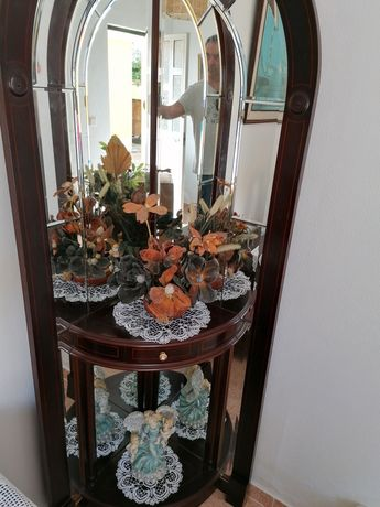 Móvel de canto - decoração