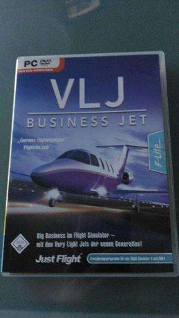 PC DVD ROM VLJ Business Jet