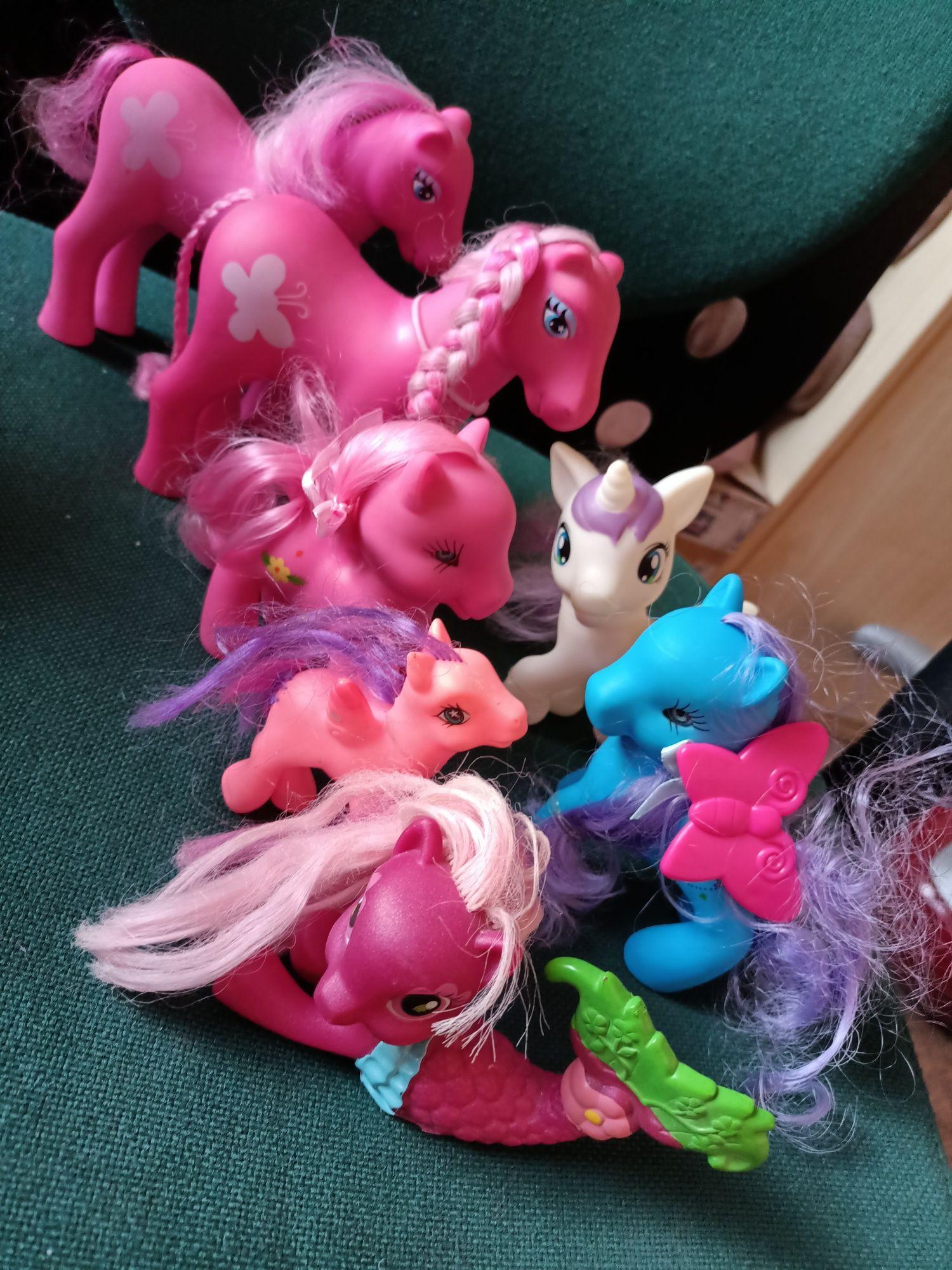 Zestaw kucyków Pony 3
