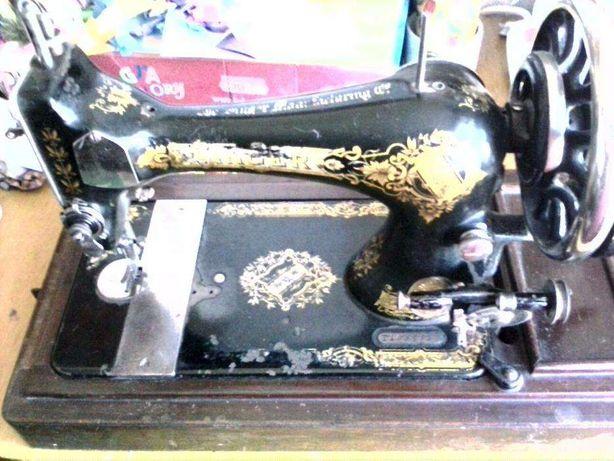 """Раритетная швейная машина """" Зингер"""" 1912 г."""