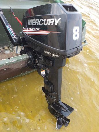 Лодочный мотор Mercury 10M USA