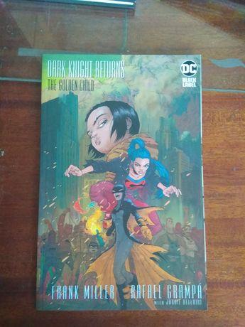 Комикс batman dark knight returns the golden child
