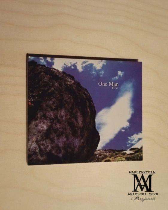 płyta cd one man Cieszyn - image 1
