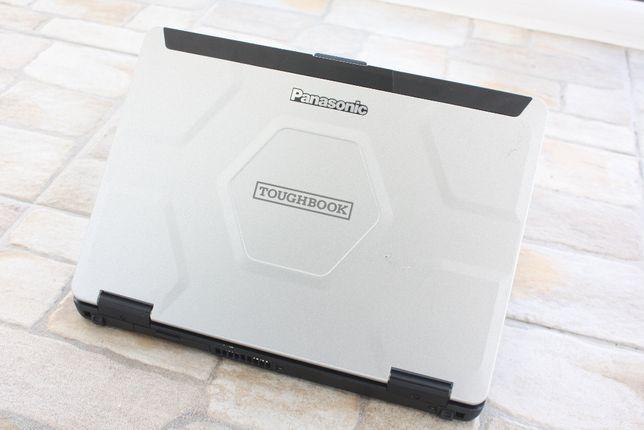 Тонкий, легкий защищенный Panasonic Toughbook CF-54 MK2 - Core i5, SSD
